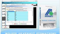 AKINSOFT Wolvox Akaryakıt Otomasyonu 8.02.02