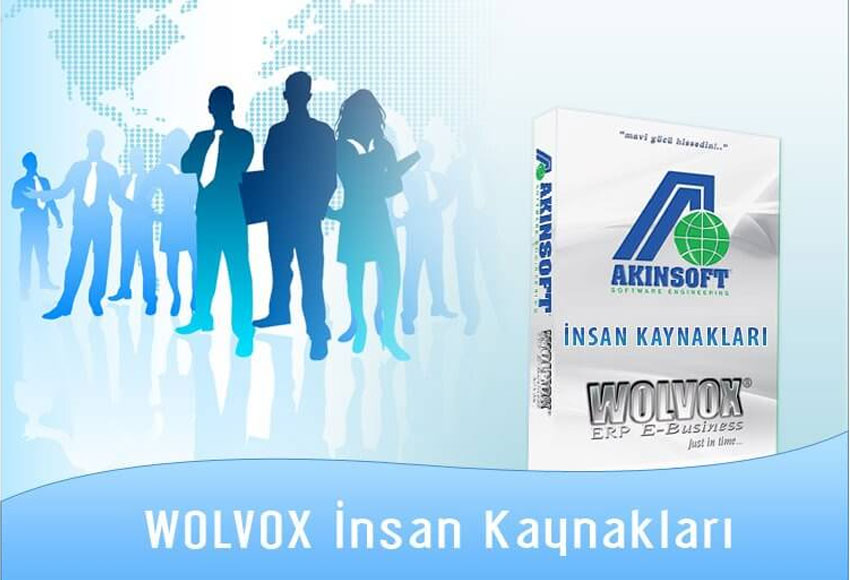 AKINSOFT Wolvox İns.Kaynakları 8.04.01