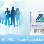 AKINSOFT Wolvox İnsan Kaynakları