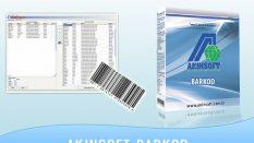 AKINSOFT Barkod Programı