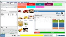 AKINSOFT restoran yazılımı
