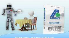 Akınsoft Volwox Restaurant ve Garson Çağırma Sistemi