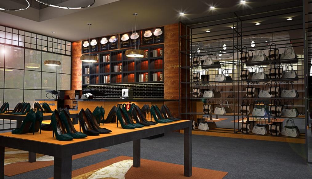 Ayakkabı Mağazası İçin Barkod Sistemi