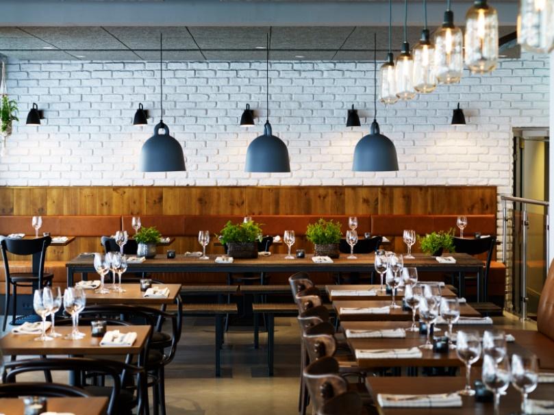 Restaurant Cafe Programı