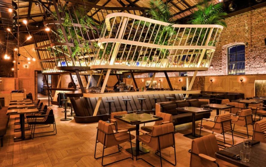 Adalar Restaurant Otomasyon Sistemi