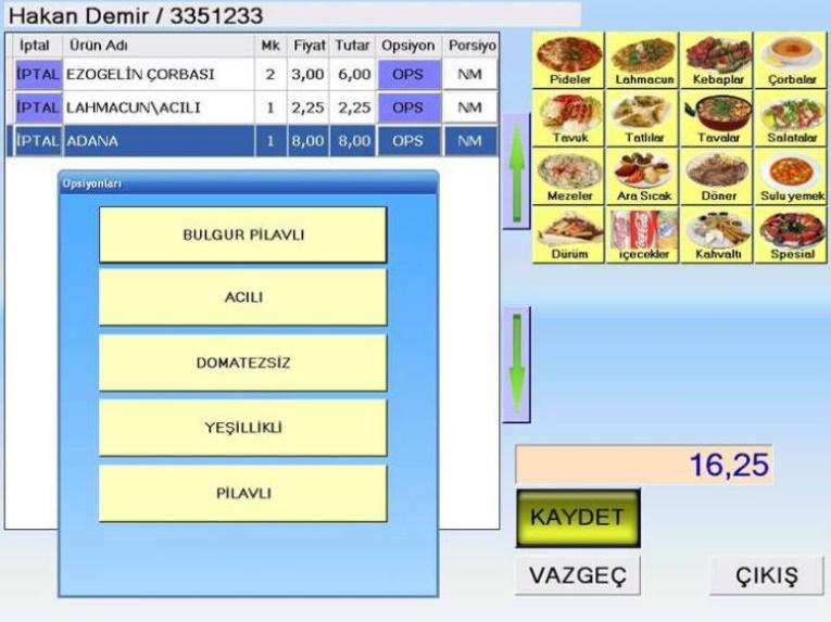 Cevizli kantin otomasyon sistemi