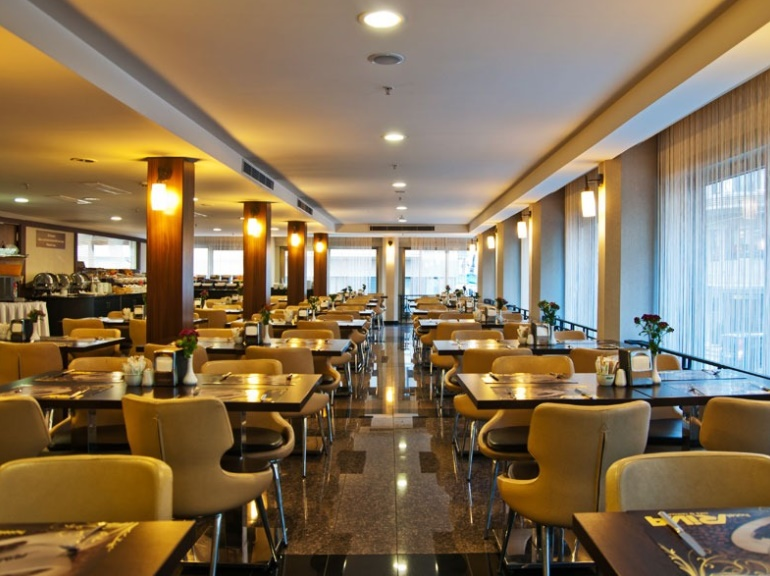 Restaurant Otomasyon Sistemi