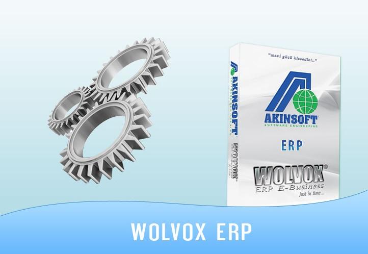 AKINSOFT Wolvox ERP fiyatları