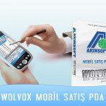 Wolvox Mobil Satış