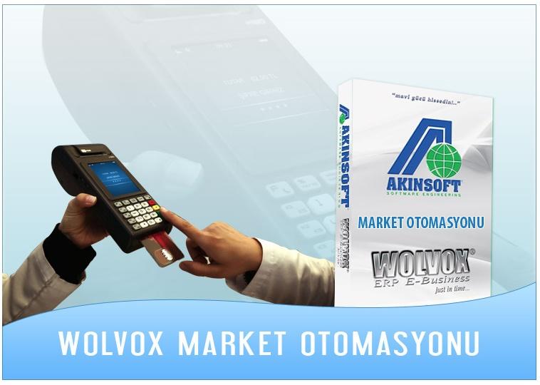 AKINSOFT market