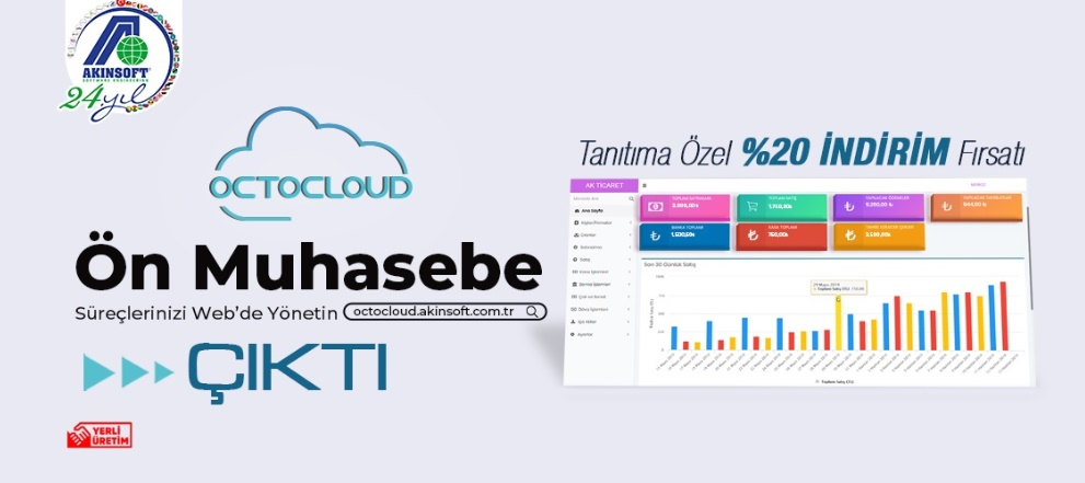 AKINSOFT OctoCloud