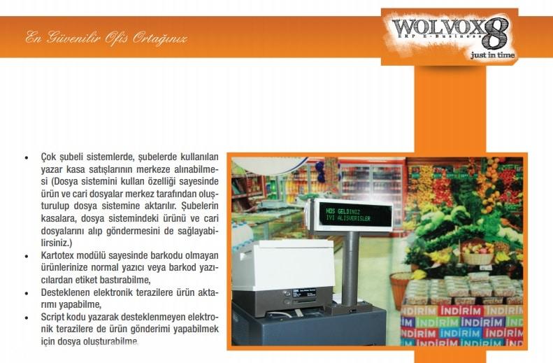 Wolvox Hızlı Satış Programı